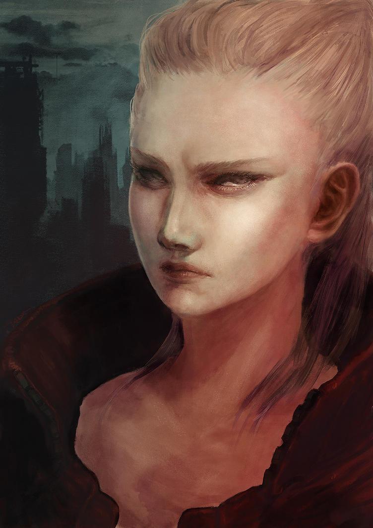 Woman 03 by MangaAssault