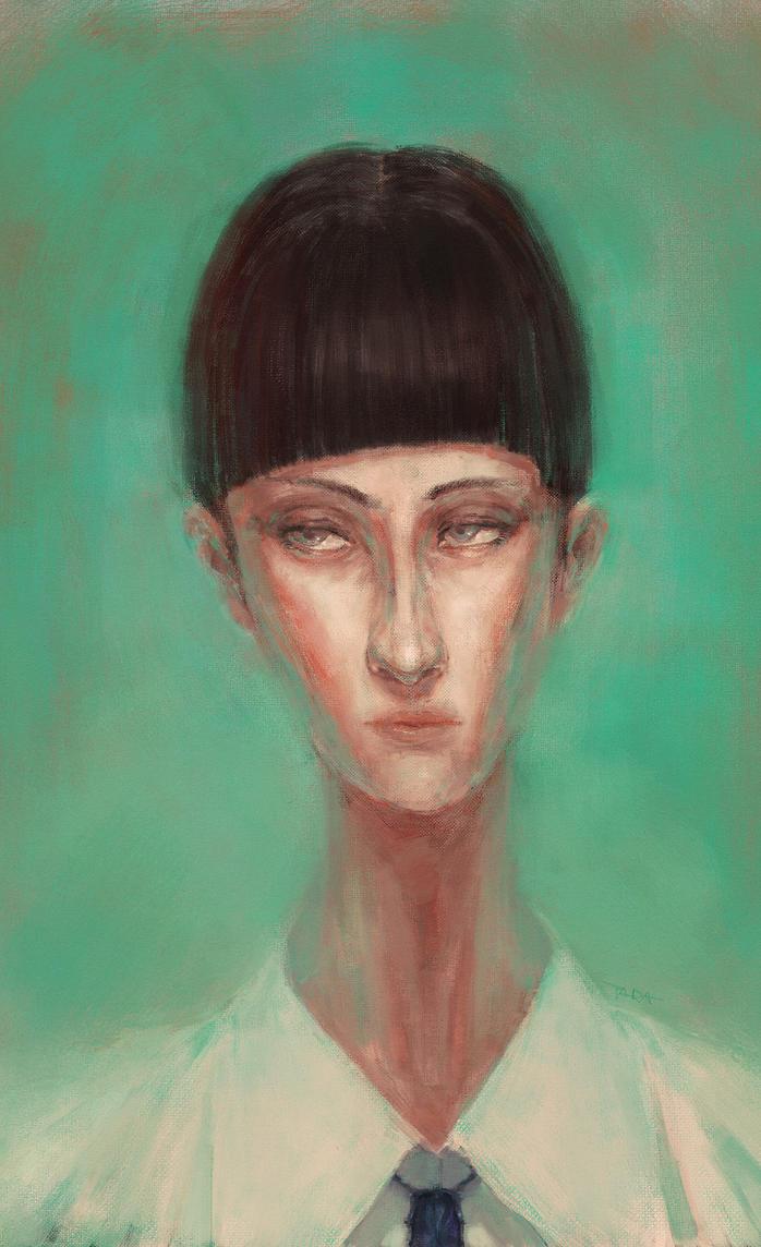 Woman 04 by MangaAssault