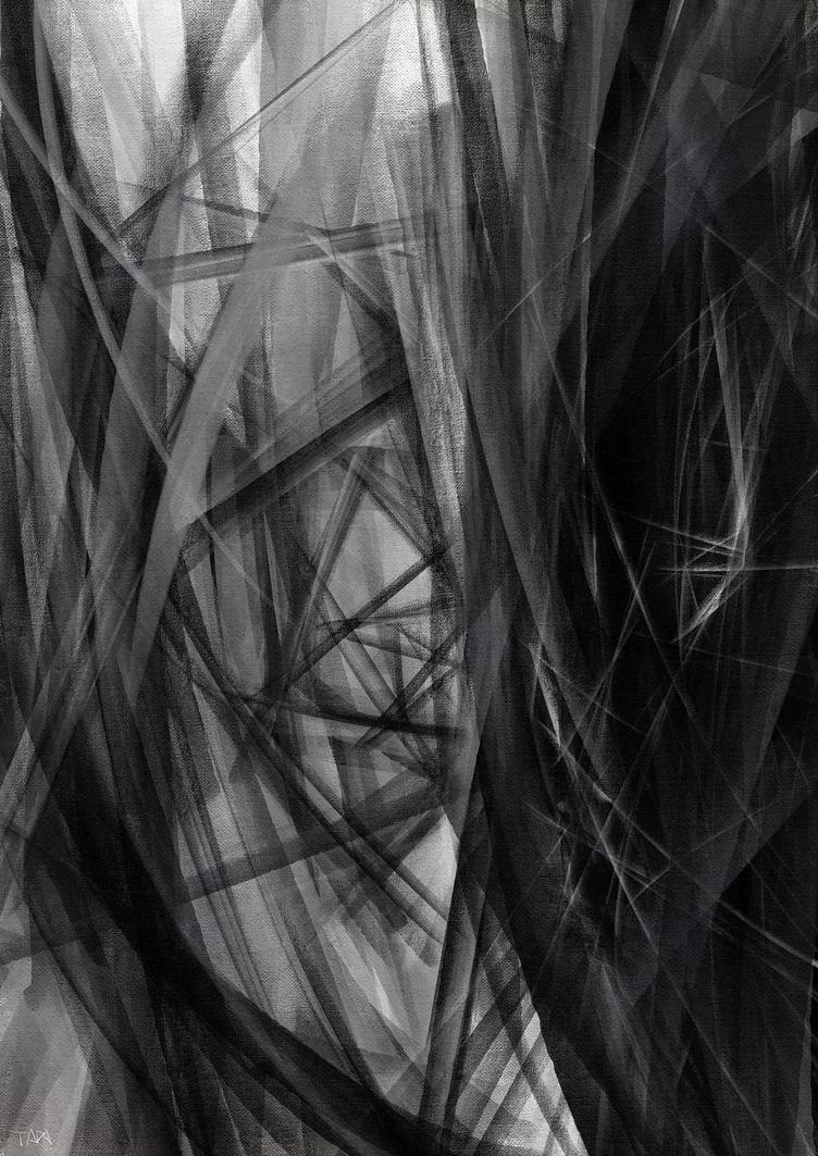 6th Dimension Portrait by MangaAssault
