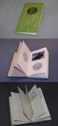 Relto Book by numinous80