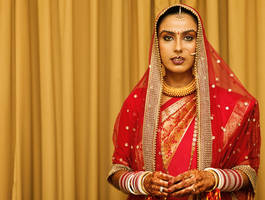indian bride by anupjkat