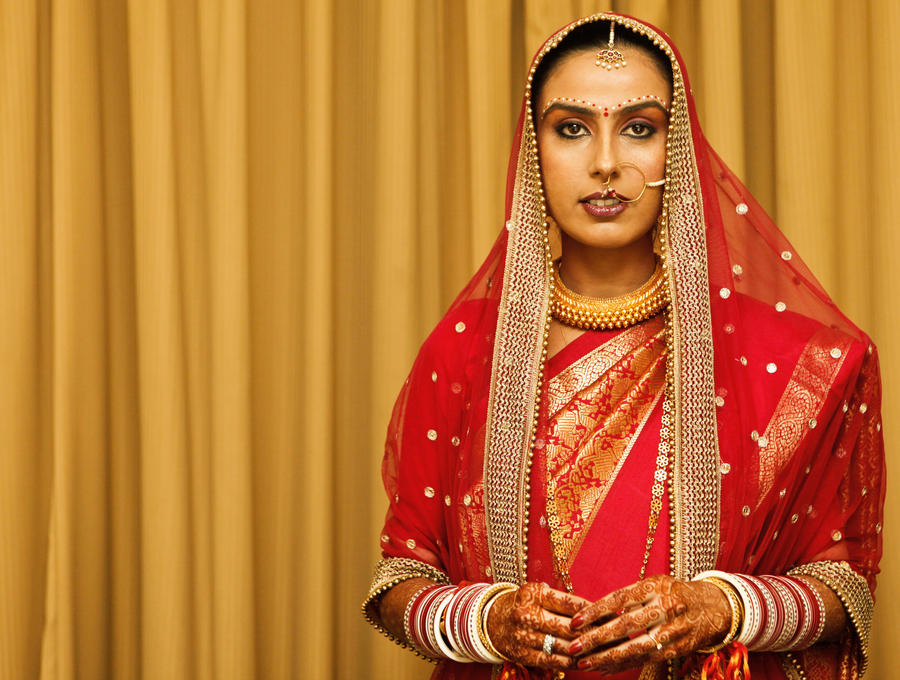 indian bride by anupjkat