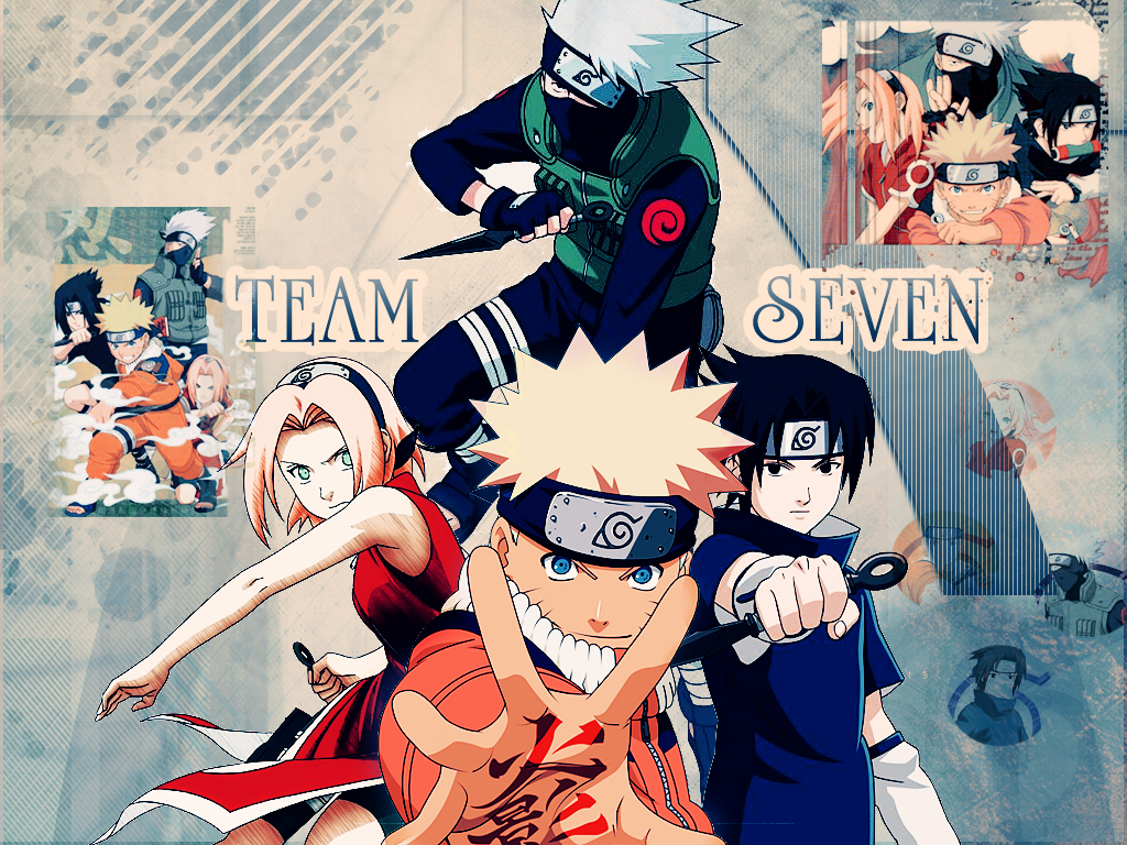 The Great Count to 100! Team_7_wallpaper_by_RollingStar89