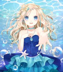 Underwater by eleanorquinn