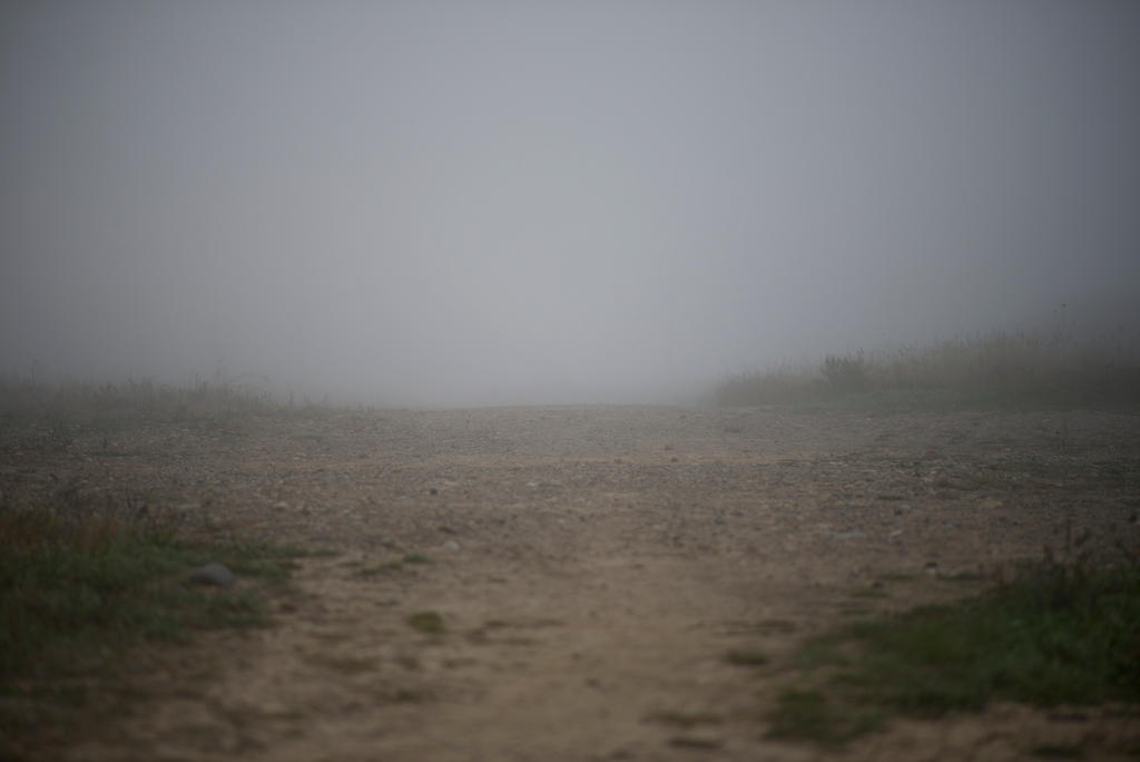 Foggy Stock Background