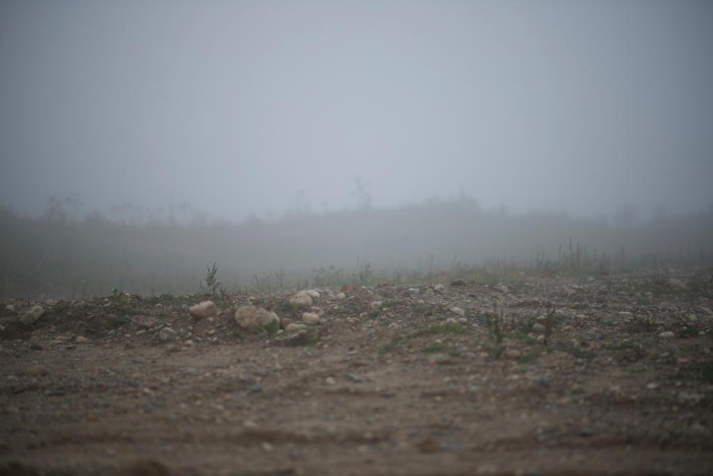 Foggy Dirt Stock by Snowenne