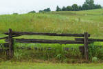 Wooden Fence Stock