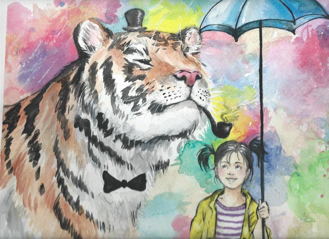 Raining, Pouring by CinnabunAni
