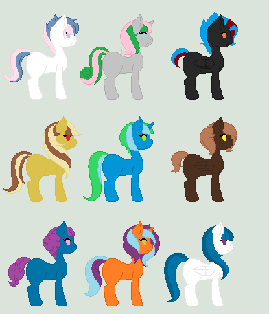 Mlp Adopts -Open- 8/9 by NovaShield