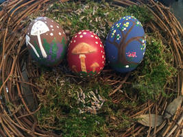 2015 Handpainted Eggs 3
