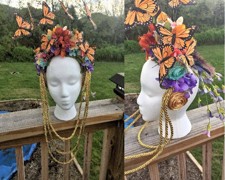 May Queen Crown by PrimitiveWitchery
