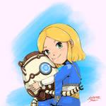 Zelda and Terrako