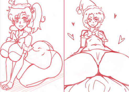 Sailor Chritmas Bonus  by MaBeelZ