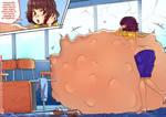 Sadayo-Persona5 (VORE) by MaBeelZ