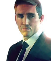 Mr. Reese by Pinfires