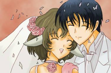 YUMI and UEDA by sheaydo