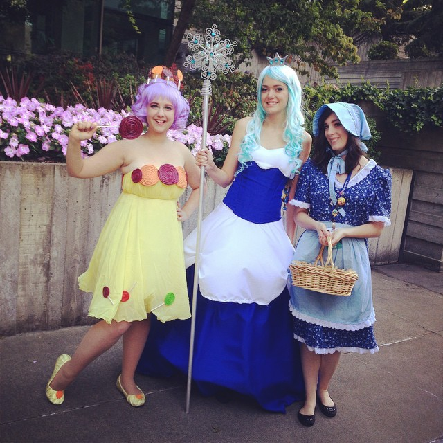 Candyland - Princess Lolly Queen Frostine by kristinacosplay ...  sc 1 st  DeviantArt & Candyland - Princess Lolly Queen Frostine by kristinacosplay on ...
