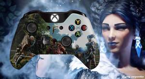 Fable Legends Fan art skin mod Xbox One by KrokoZero
