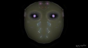 IA Mask by KrokoZero