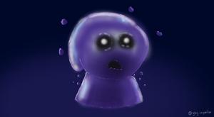 Ghost by KrokoZero