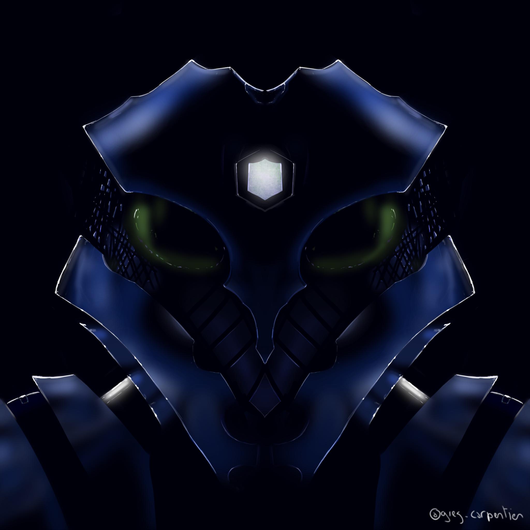 Borg. by KrokoZero