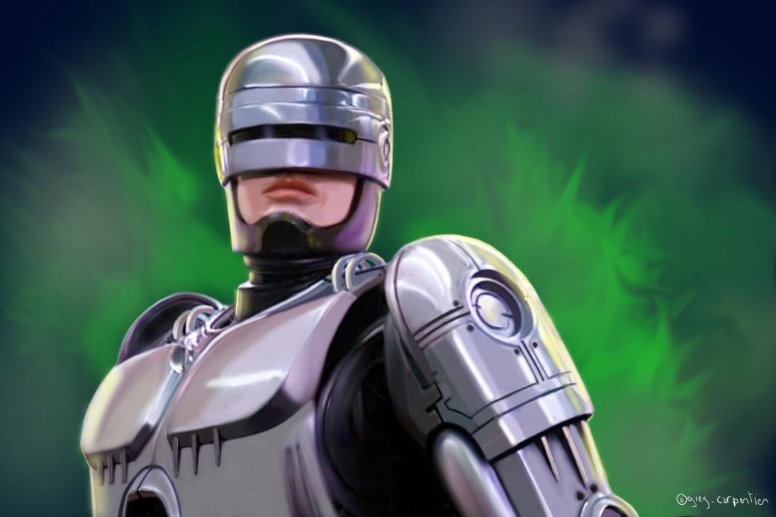 Robocop by KrokoZero