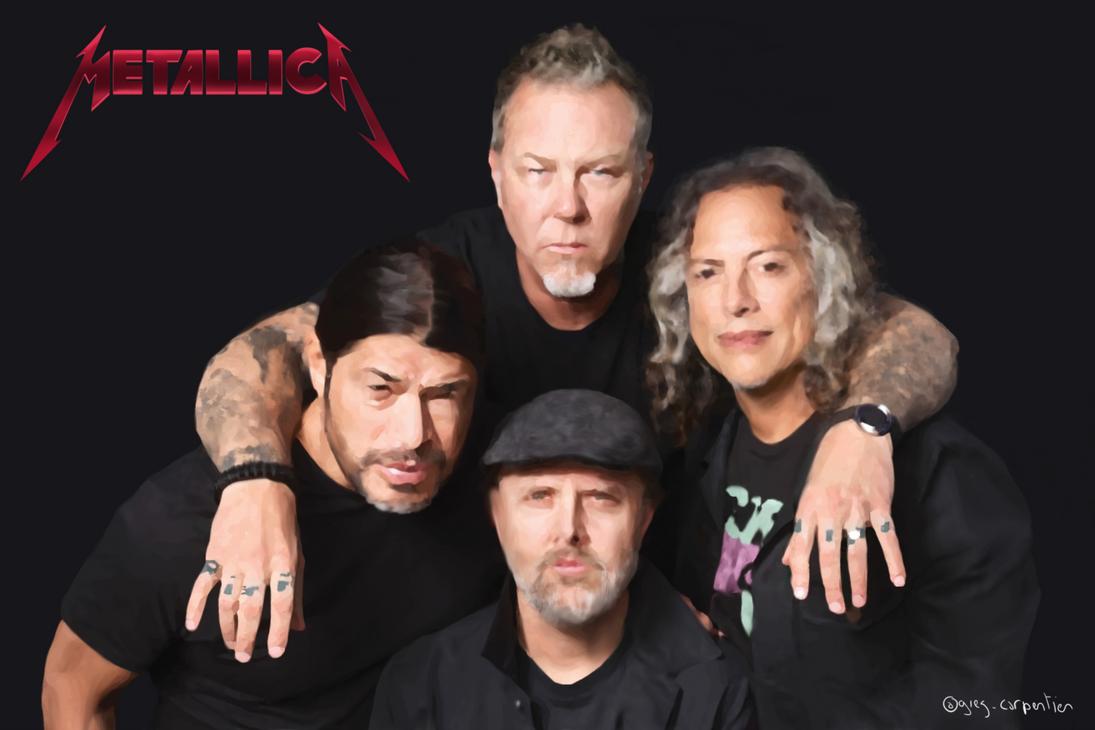Metallica by KrokoZero