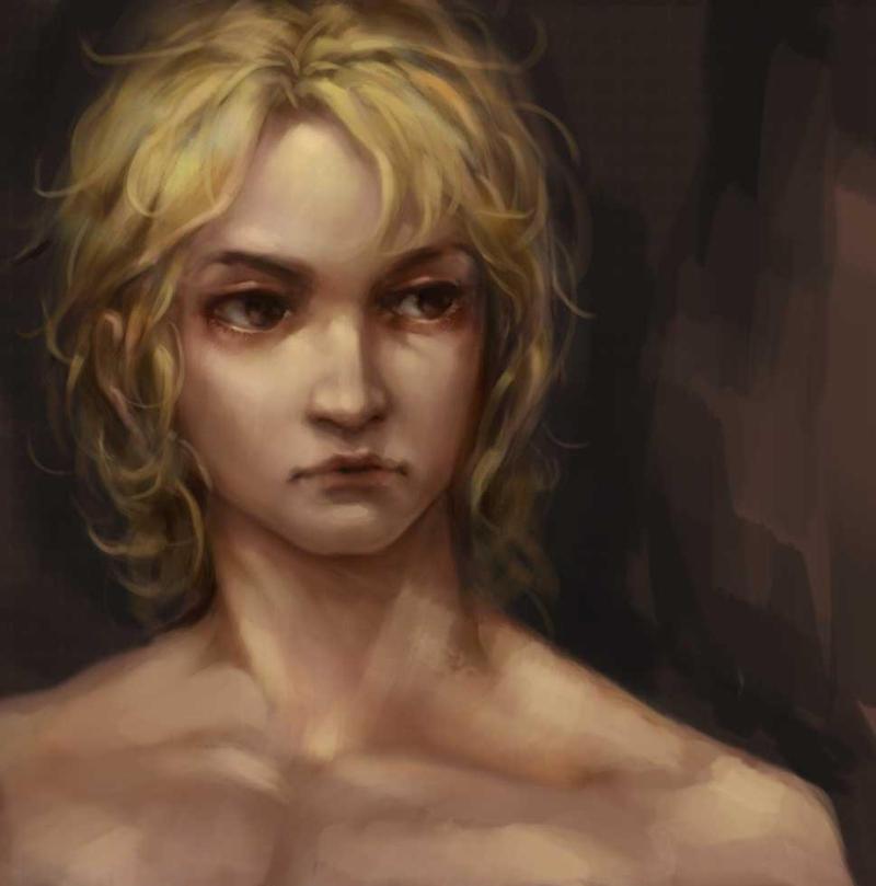 portrait practice by leefaan
