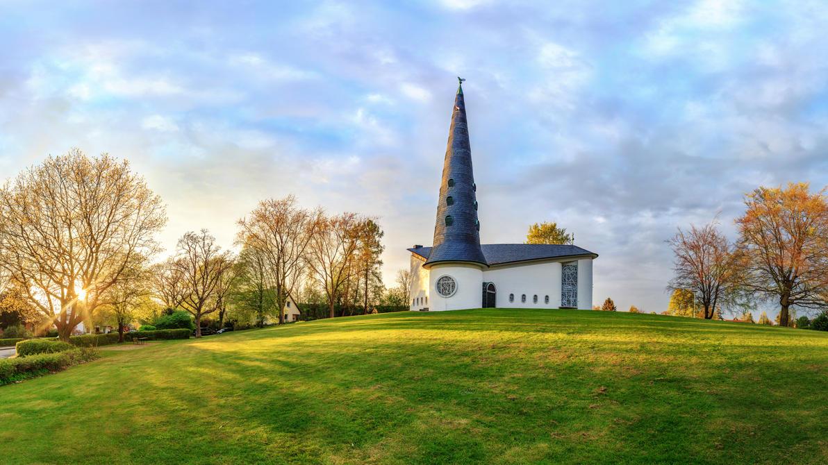 Thomaskirche by Standbildtechniker