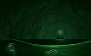 In the Cave by Pen-umbra