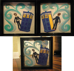 Doctor Who by Pen-umbra