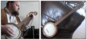 Zither-Banjo by hesir
