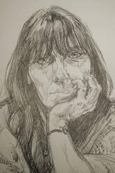 Sarah - Formal Portrait - 30-03-14 by hesir