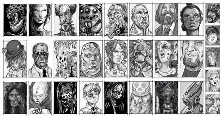 Character Headshots