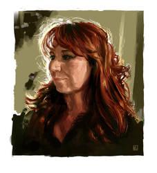 Sarah - Portrait