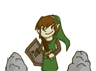 Zelda 86' by Quizalo7