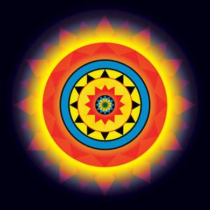 Electric Mandala