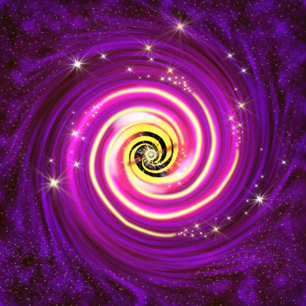 Kosmic Star Twirler by rccrandall