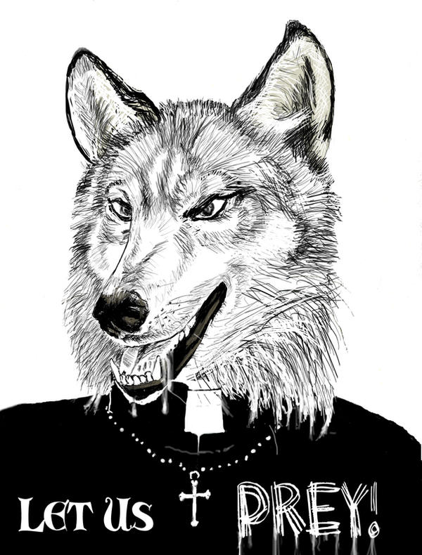 Rev Wolf by rccrandall