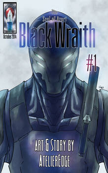 The Seal of Azari: Black Wraith #1