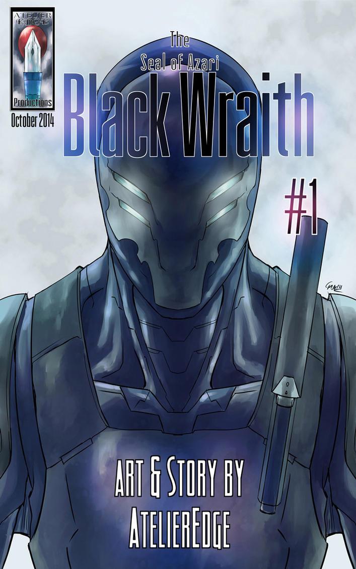 The Seal of Azari: Black Wraith #1 by AtelierEdge