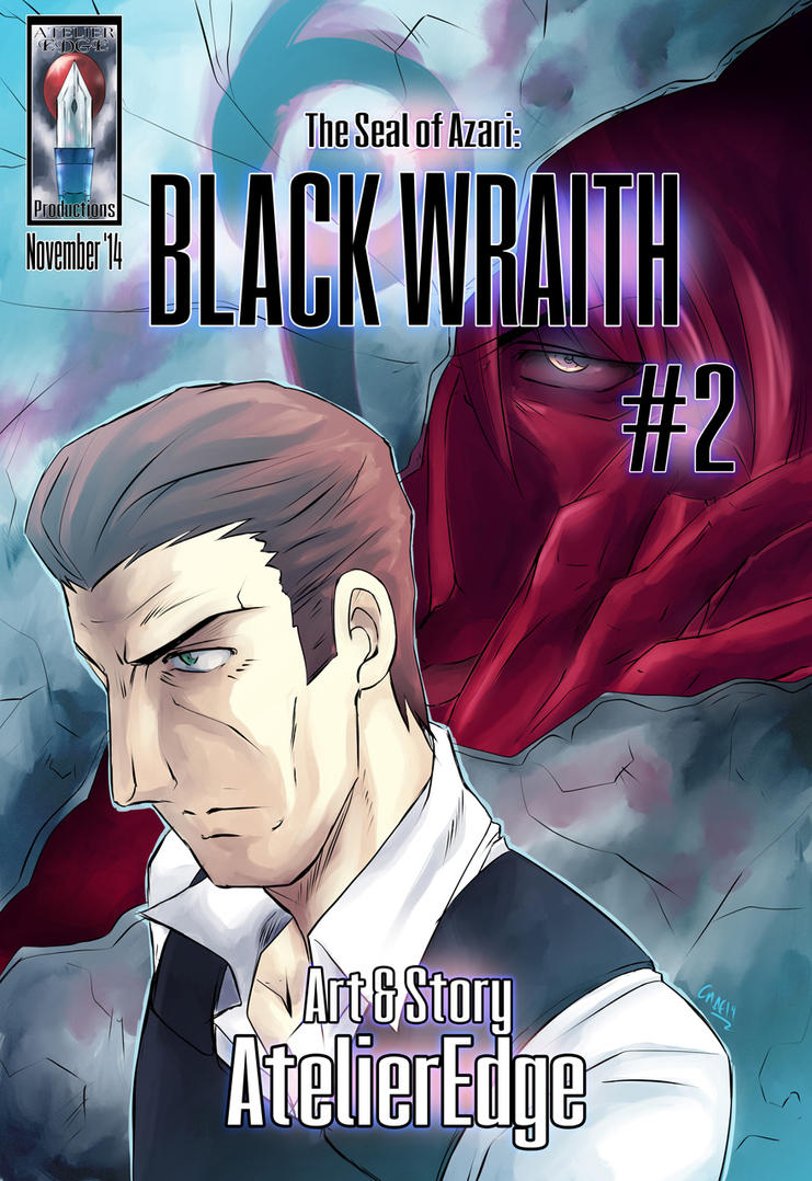 Black Wraith #2 by AtelierEdge