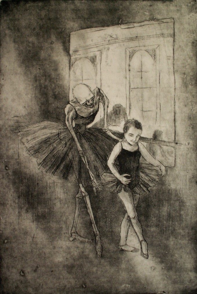 Dance of Death and Life by Threl