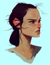 Rey by samuelyounart