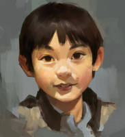 Connor by samuelyounart