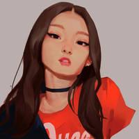 Jennie2 by samuelyounart