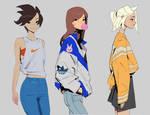 Overwatch fashion week