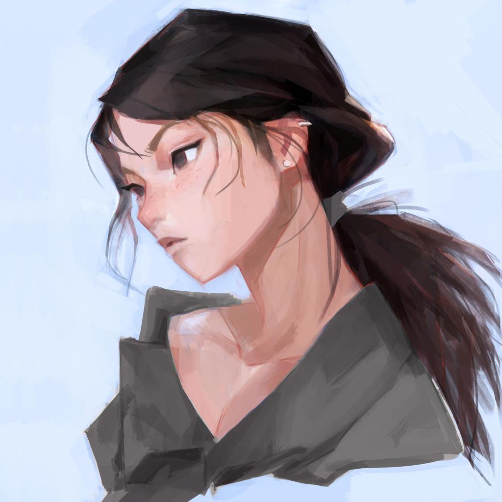 Brown by samuelyounart