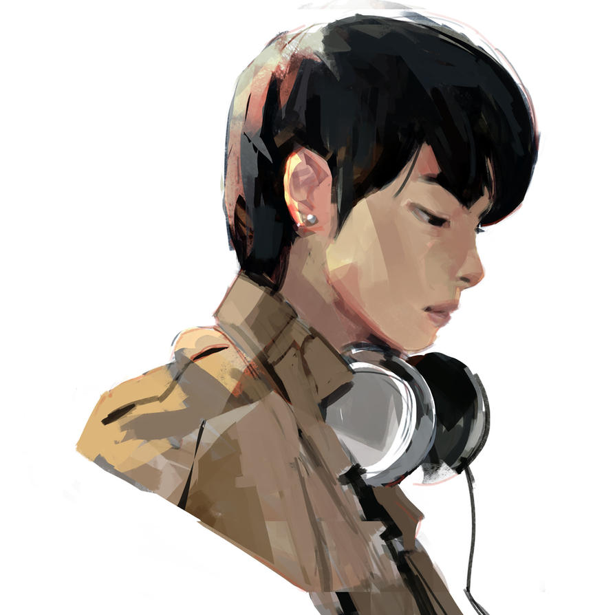 Jonghyun by samuelyounart