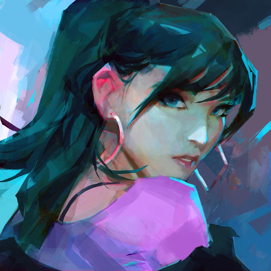 Wendy by samuelyounart